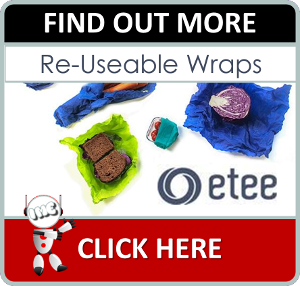 Etee Re-useable Wraps